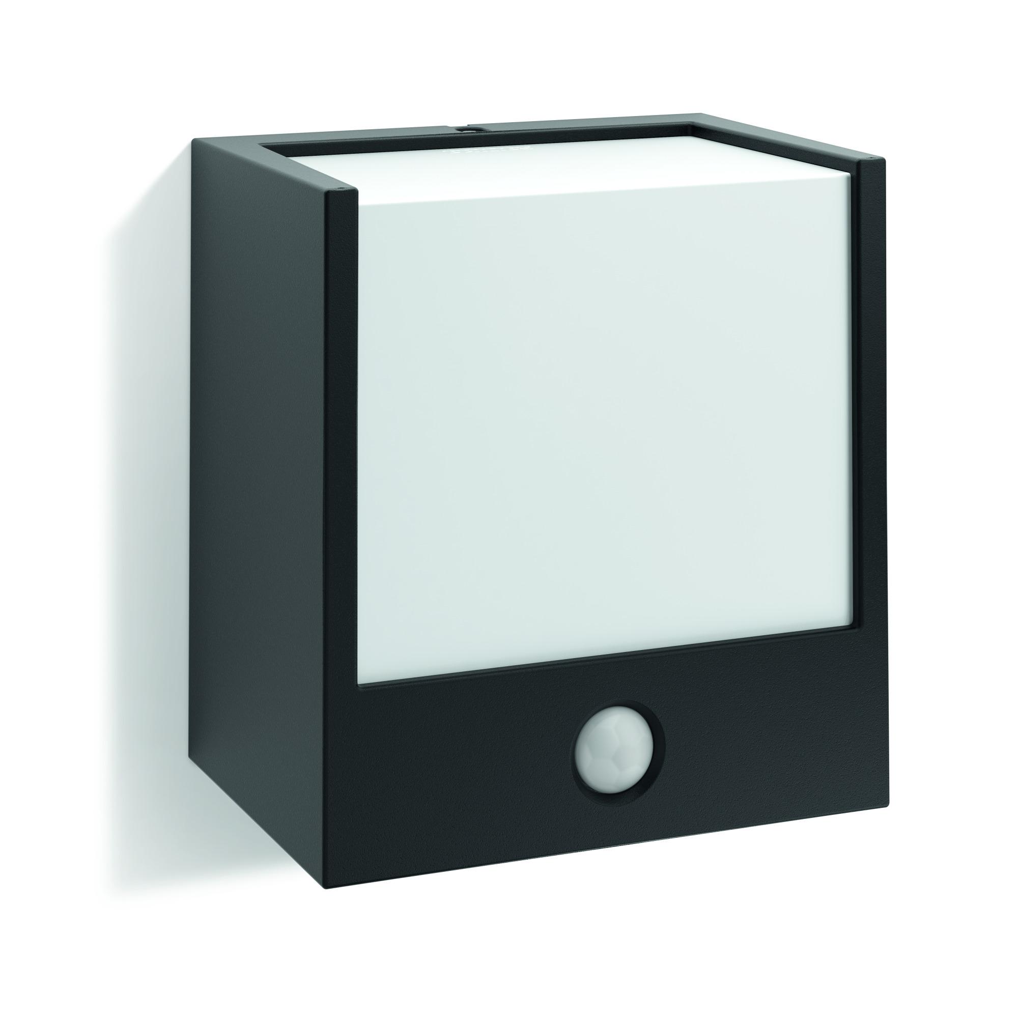 Philips Buitenlamp Macaw met bewegingssensor zwart LED 3.5W