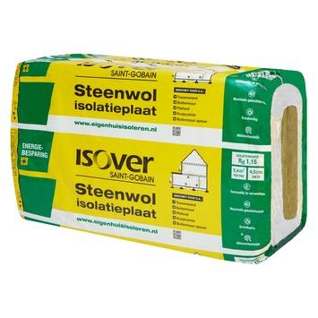 Isover Steenwol Isolatieplaat 100 x 60 cm