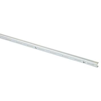 Handson rail enkel gegalvaniseerd 200 cm (2 stuks)