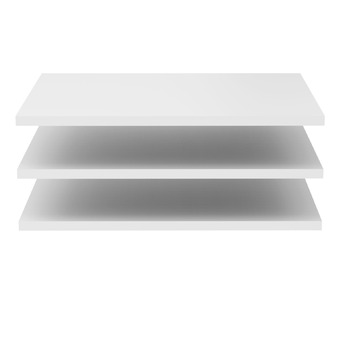 Gamma Witte Planken.Gamma Alpha Legplankenset Hout Wit 3 Stuks Kopen Kastaccessoires