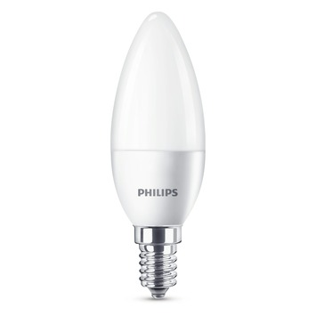 Philips duopack kaarslamp LED E14 25 watt
