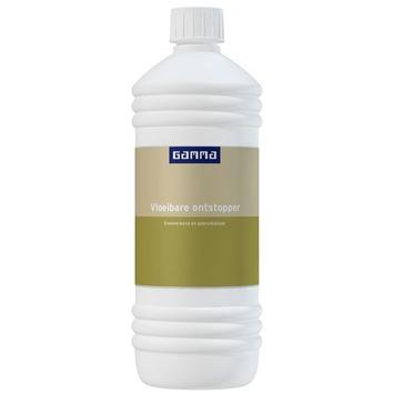 GAMMA ontstopper vloeibaar 1 liter