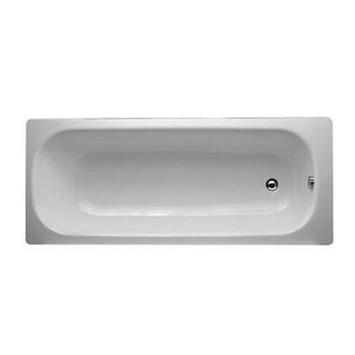 Uitzonderlijk GAMMA | Plieger ligbad met poten plaatstaal wit 170x70x45 cm kopen? | LP61