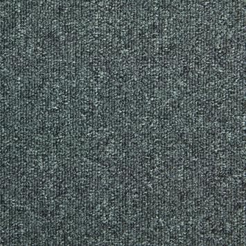 Tapijttegel Walk gemêleerd grijs 50x50 cm