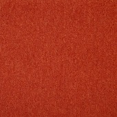 Tapijttegel Walk oranje 50x50 cm
