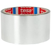 Tesa aluminiumtape 50 mm 10 meter zilver