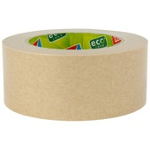 Tesa tapijttape eco universeel 50 mm 25 meter geel