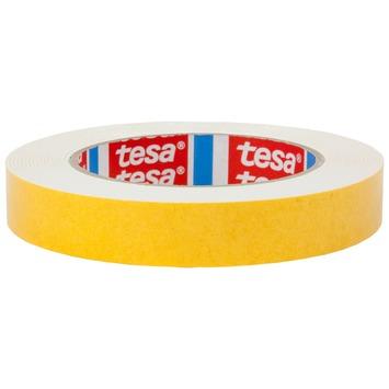 Tesa dubbelzijdig kleefband indoor 19 mm 5 meter