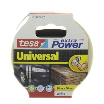 Tesa Universal tape 50 mm 10 meter extra power wit