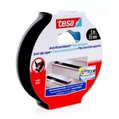 Tesa antislip tape 25 mm 5 meter zwart