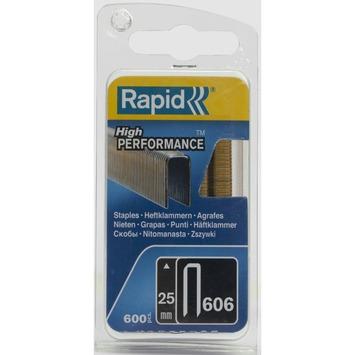 Rapid smalrugnieten N606 - 25mm
