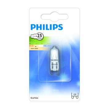 Philips EcoHalo Steeklamp G9 18W-25W