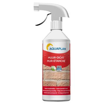 Aquaplan muur-dicht spray 750 ml