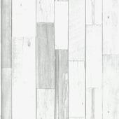 Vliesbehang Sloophout grijs 33-180