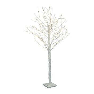 kerstverlichting buiten led takken wit 128 lampjes 160 cm