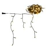 Gordijnverlichting buiten LED 160 lampjes koppelbaar tot 3 stuks
