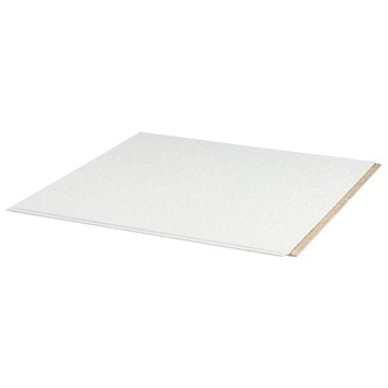 Agnes plafondplaat wit stuc 600 x 600 x 12 mm 5 stuks
