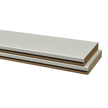 CanDo regel voor lambrisering Kiel wit 300 cm