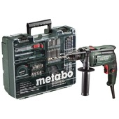 Metabo klopboormachine SBE 650 toolbox