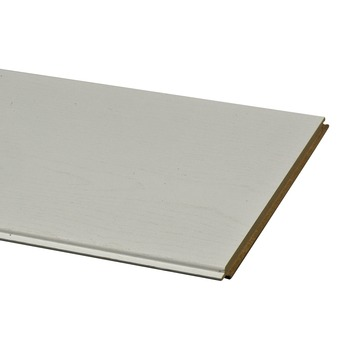 CanDo decorpaneel MDF wit essen 260x18,5 cm 7 stuks