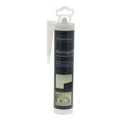 Inspirations lijm voor plafondlijst / sierlijst en rozet wit 310 ml