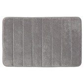 Sealskin badmat Comfort Foam grijs 60x90 cm