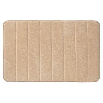 Schuimrubber Kopen Gamma.Sealskin Badmat Comfort Foam Zand 60x90 Cm