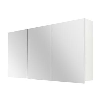 Style spiegelkast mat wit 120 cm