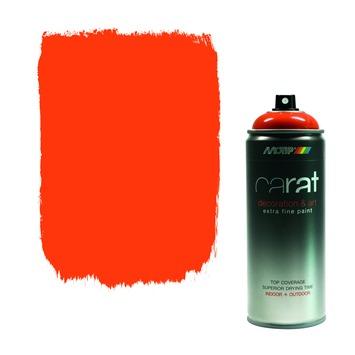 Carat spuitlak traffic orange 400 ml