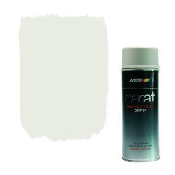 Carat spuitbus primer white 400 ml