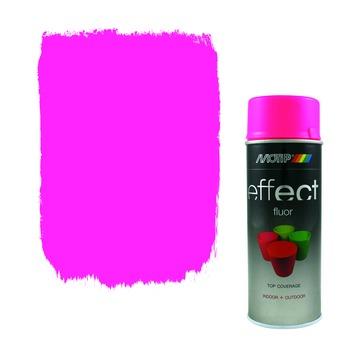 Motip spuitlak fluoriserend roze 400 ml