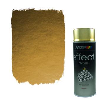 Motip spuitlak chroom goud 400 ml