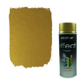 Motip Special Effect spuitlak brilliant gold 400 ml