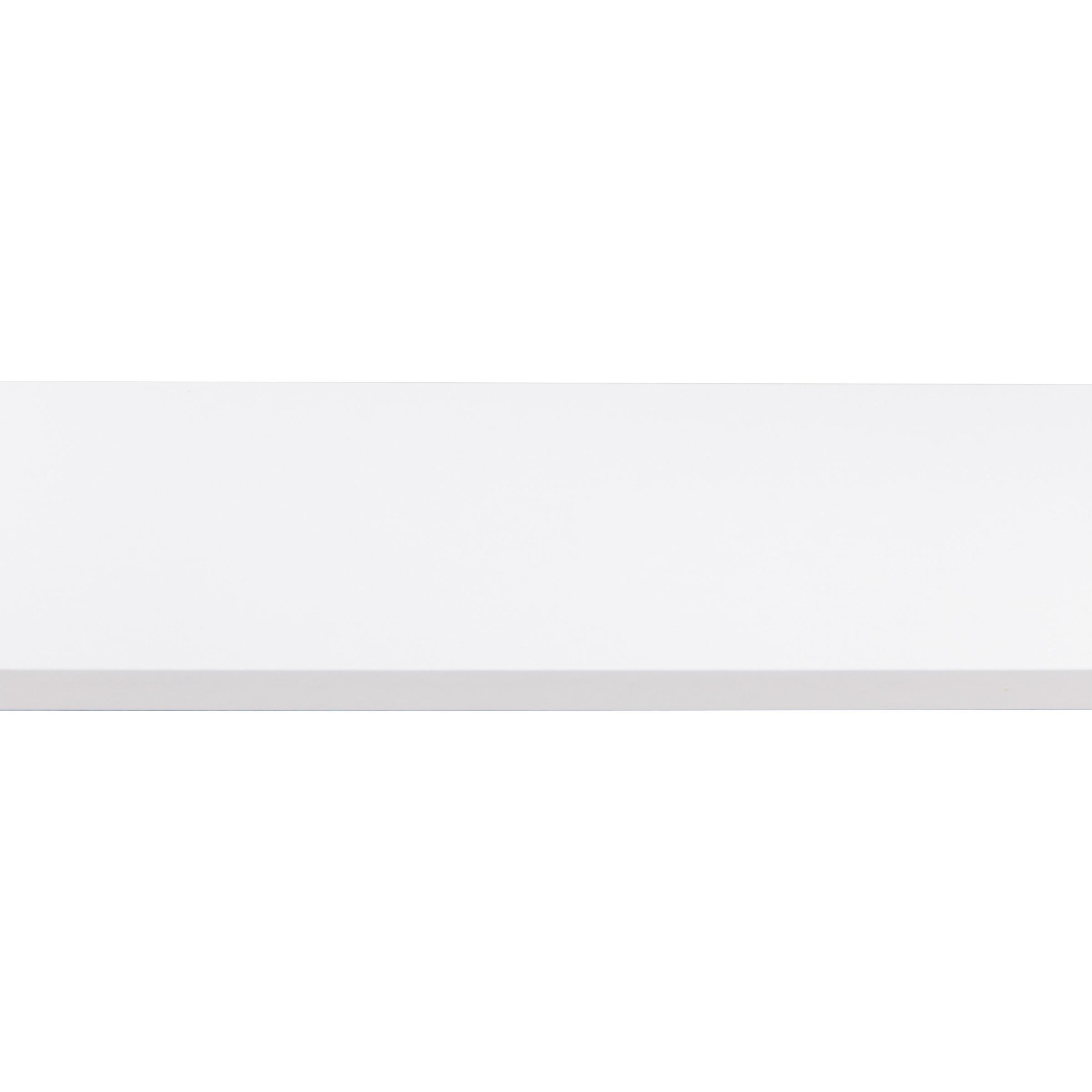Meubelpaneel wit 250x25 cm 18 mm meubelpanelen meubel for Karwei meubelpaneel