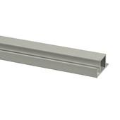 Screenlite horprofiel aluminium wit 210 cm