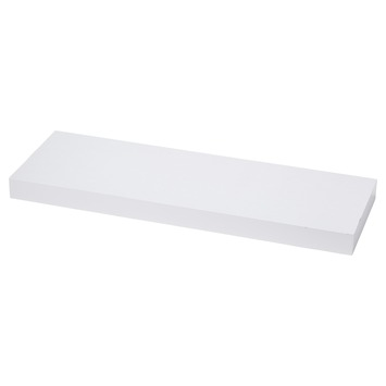 Handson wandpaneel wit 38 mm 80x20 cm