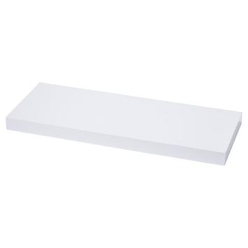 Handson wandpaneel glans wit 38 mm 120x23,5 cm
