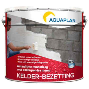 Aquaplan kelder-bezetting 10 kg