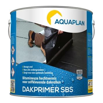 Aquaplan dakprimer SBS t.b.v. zelfklevende dakrol 2,5 liter