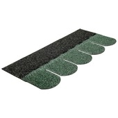 Aquaplan easy-shingle Special groen 2 m²