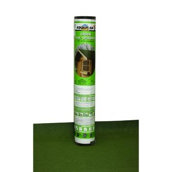 Aquaplan plak-/ spijkerrol groen 10 m²