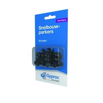 Gyproc snelbouwparkers 50 stuks