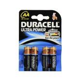 Duracell Ultra Power batterij AA penlite 4 stuks