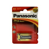 Panasonic Pro Power batterij blok 9V