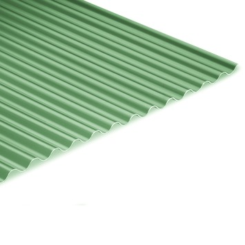 Martens golfplaat 32/9 PVC 153x66cm groen