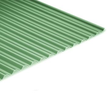 Martens golfplaat 32/9 PVC 183x66cm groen