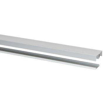 StoreMax rail t.b.v. R20 metaal zilver 360x60x30 cm