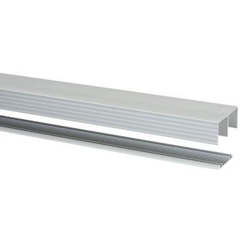 StoreMax rail t.b.v. R40 metaal zilver 360x90x40 cm