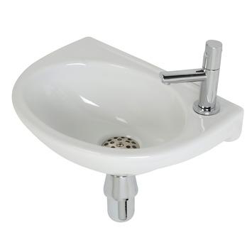 Plieger fonteinset Smart 36x23x13cm wit