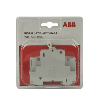 ABB Hafonorm installatie-automaat wit